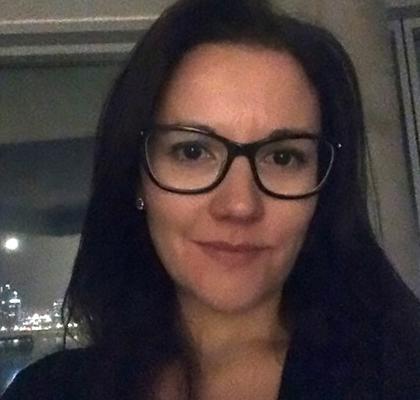 CQF Alumna - Leticia Mortoza