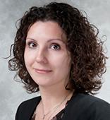 Photo of alumni Ekaterina Palaeva