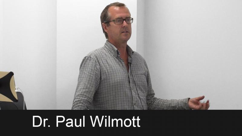 Paul Wilmott