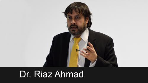 Sample lecture video - Riaz Ahmad