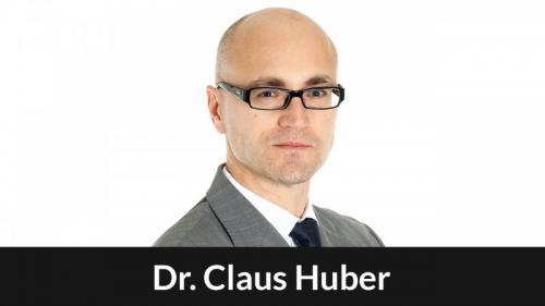 Dr. Claus Huber